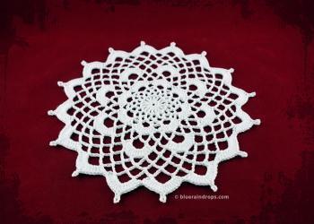 Charming Doily - Free Crochet Pattern