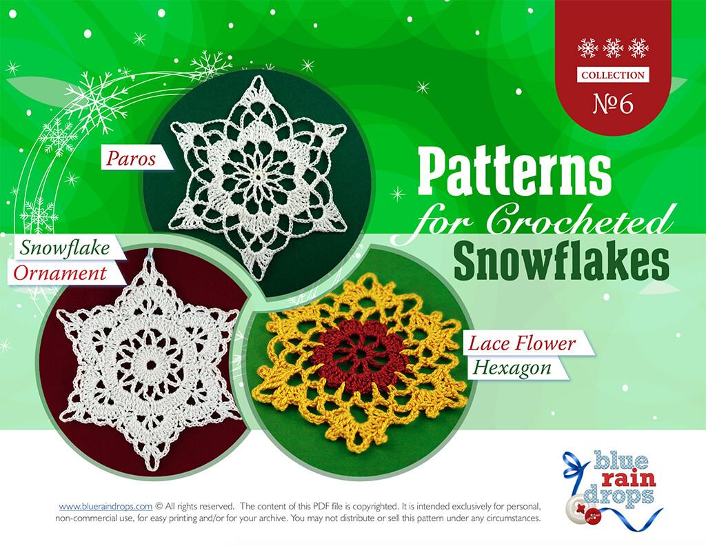 Crochet Snowflakes Patterns